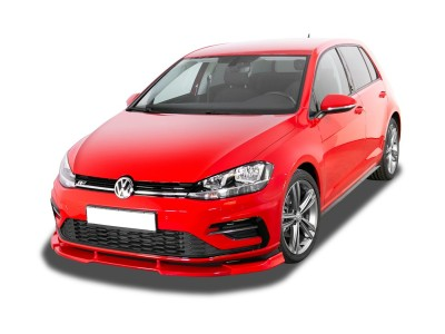 VW Golf 7 Facelift Veneo Front Bumper Extension