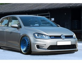 VW Golf 7 GTE I-Line Front Bumper Extension