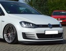 VW Golf 7 GTI / GTD I-Line Front Bumper Extension