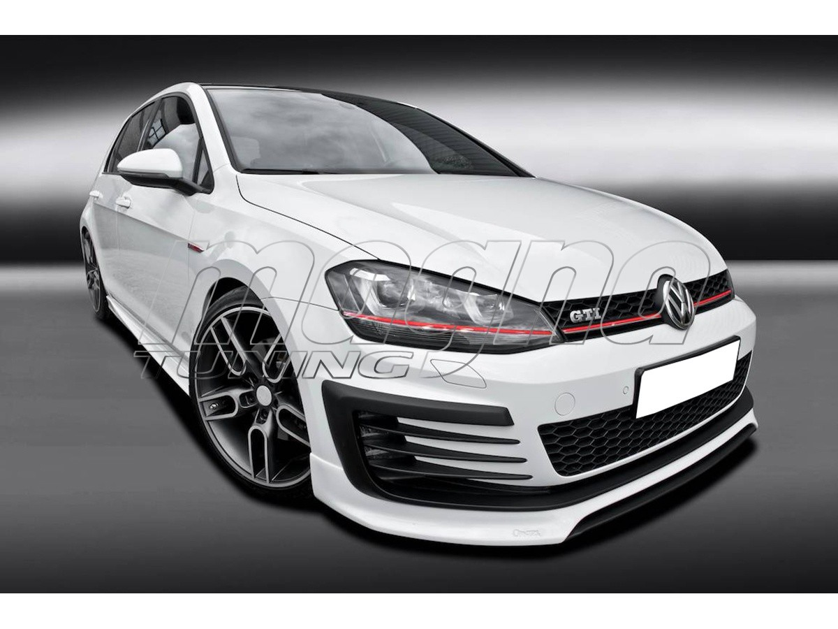 vw golf 7 gti cx body kit. Black Bedroom Furniture Sets. Home Design Ideas