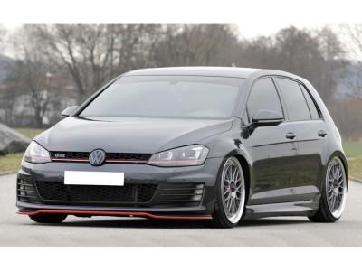VW Golf 7 GTI Extensie Bara Fata Vector