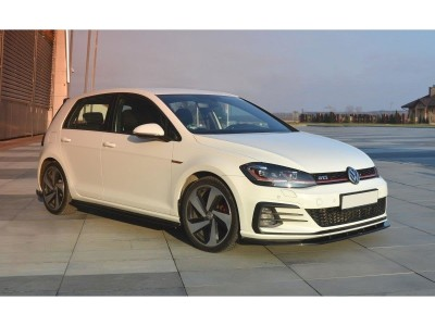 VW Golf 7 GTI Facelift Monor Front Bumper Extension