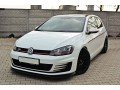 VW Golf 7 GTI Master Front Bumper Extension