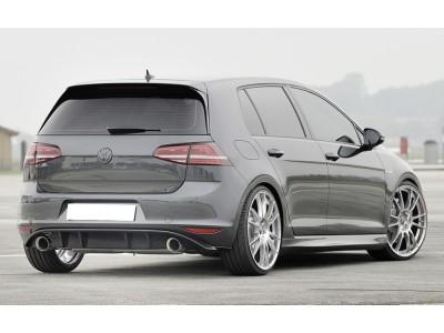 VW Golf 7 GTI Razor Heckansatz