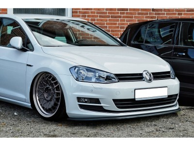 VW Golf 7 I-Line Front Bumper Extension