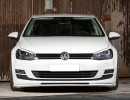 VW Golf 7 Intenso Front Bumper Extension