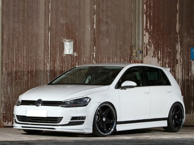 VW Golf 7 Intenso Side Skirts
