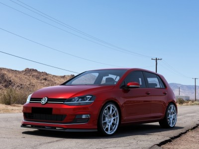 VW Golf 7 M2 Front Bumper Extension