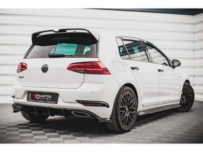 VW Golf 7 M2 Rear Bumper Extension