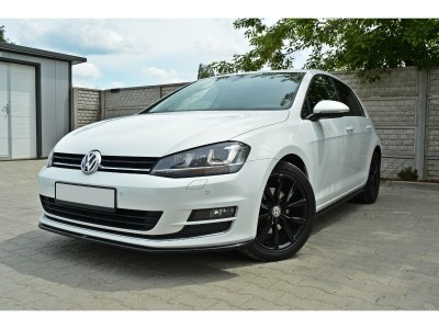 VW Golf 7 Moon Front Bumper Extension