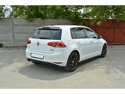 VW Golf 7 Moon Rear Bumper Extensions