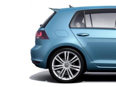 VW Golf 7 Neo Heckflugel