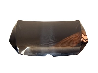 VW Golf 7 OEM Carbon Fiber Hood
