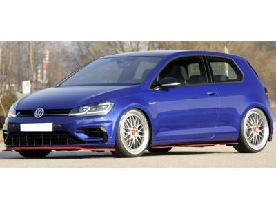 VW Golf 7 R / R-Line Facelift Vector3 Frontansatz