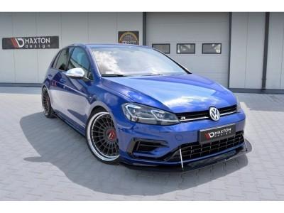 VW Golf 7 R Facelift Extensie Bara Fata Racer
