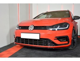 VW Golf 7 R Facelift Monza3 Front Bumper Extension