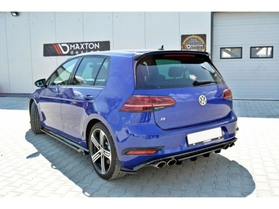 VW Golf 7 R Facelift Nexus Heckansatz