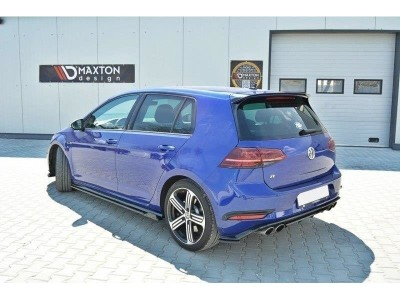 VW Golf 7 R Facelift Nexus Side Skirts