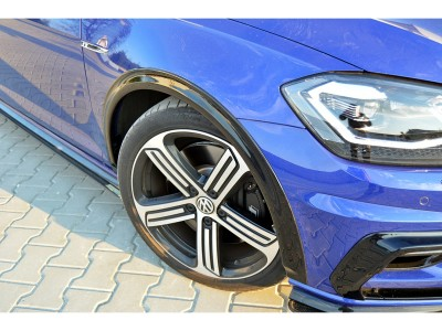 VW Golf 7 R Facelift Nexus Wheel Arch Extensions