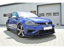 VW Golf 7 R Facelift Nexus1 Front Bumper Extension