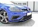 VW Golf 7 R Facelift Nexus1 Front Bumper Extension
