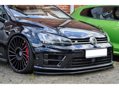 VW Golf 7 R-Line IR-Tech Front Bumper Extension