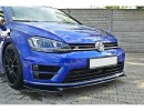 VW Golf 7 R MX2 Front Bumper Extension
