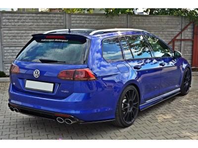 VW Golf 7 R Variant Extensie Bara Spate Meteor