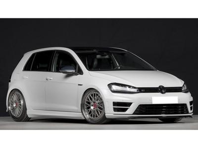 VW Golf 7 R Vortex Frontansatz