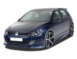 VW Golf 7 RX Front Bumper Extension