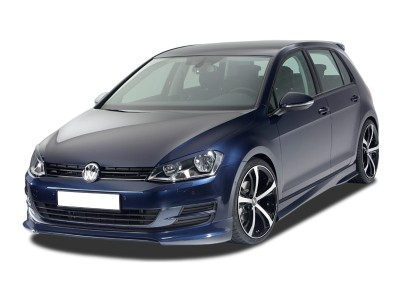 VW Golf 7 RX Front Bumper Extension