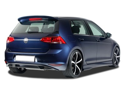 VW Golf 7 RX Rear Wing