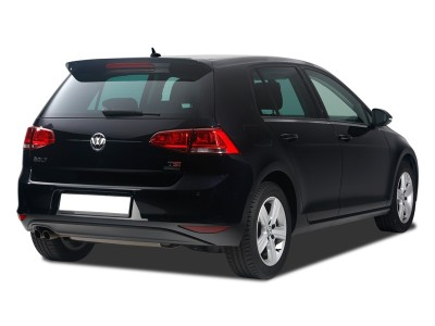 VW Golf 7 RX2 Rear Wing