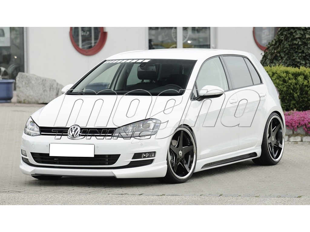 vw golf 7 recto body kit. Black Bedroom Furniture Sets. Home Design Ideas