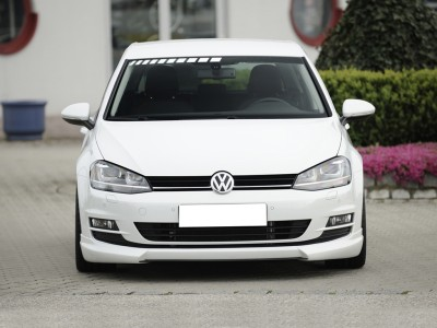 VW Golf 7 Recto Front Bumper Extension