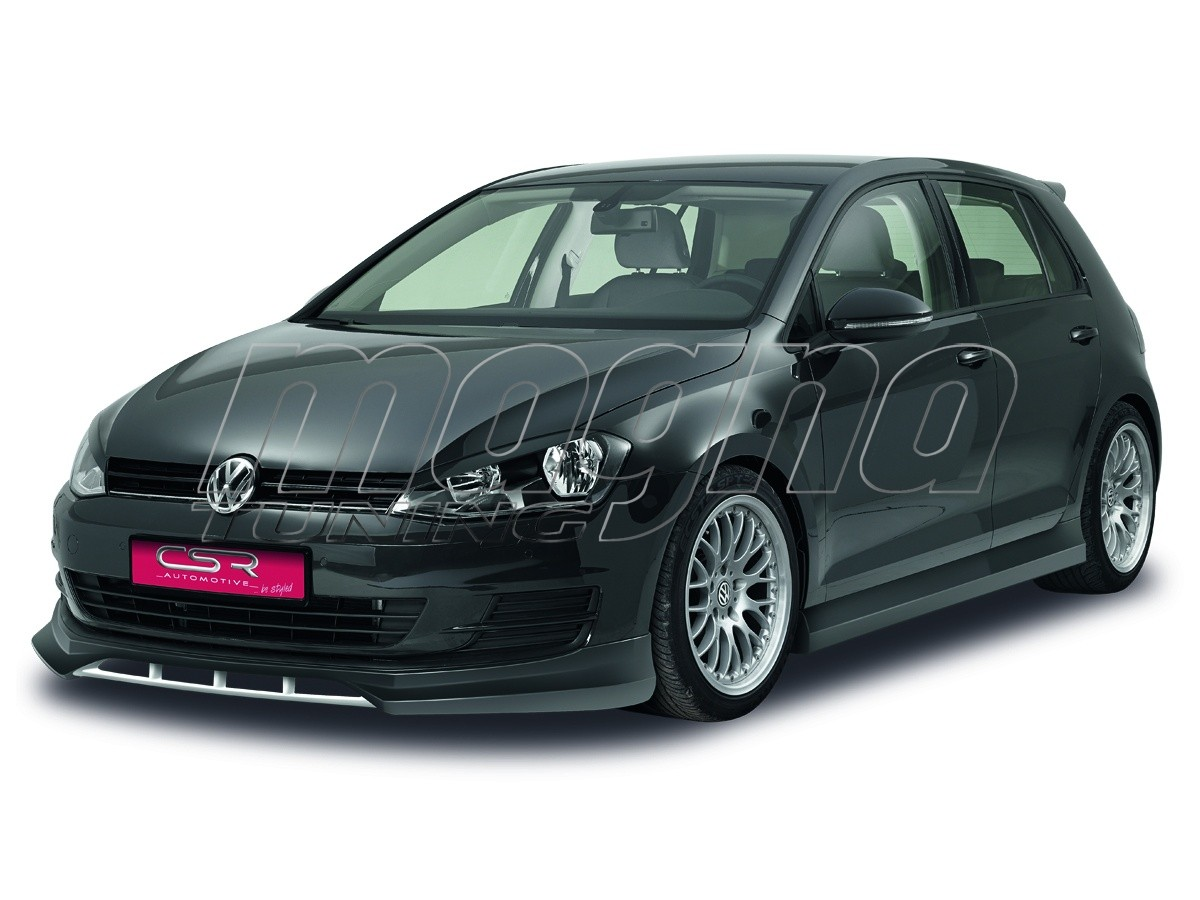 vw golf 7 sfx body kit. Black Bedroom Furniture Sets. Home Design Ideas