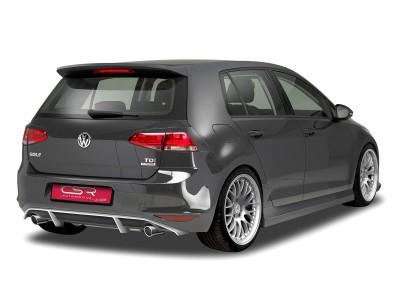 VW Golf 7 SFX2 Heckansatz