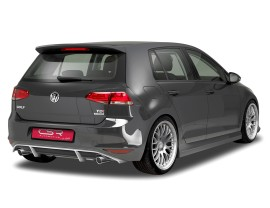 VW Golf 7 SFX2 Rear Bumper Extension