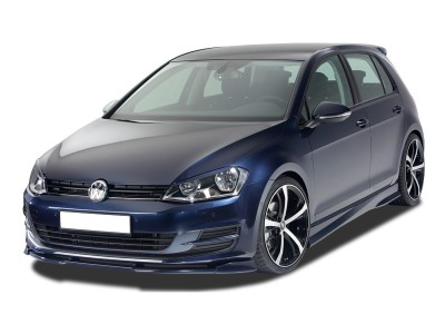 VW Golf 7 Verus-X Front Bumper Extension