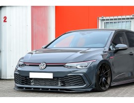 VW Golf 8 GTI / GTD Intenso Side Skirt Extensions