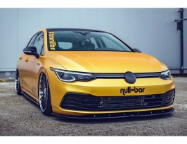 VW Golf 8 MX Front Bumper Extension