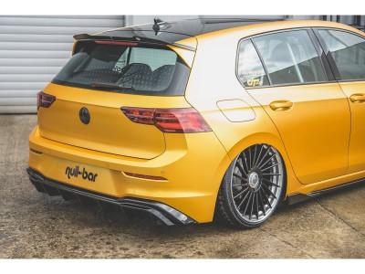 VW Golf 8 MX Rear Bumper Extension