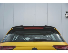 VW Golf 8 MX Rear Wing Extension