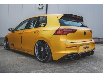VW Golf 8 Master Rear Bumper Extension