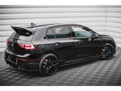 VW Golf 8 R Monor Side Skirt Extensions