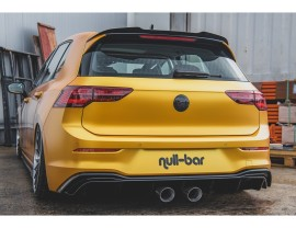 VW Golf 8 R32-Look Rear Bumper Extension