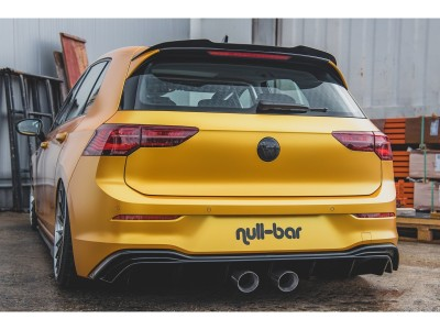 VW Golf 8 R32-Look Rear Bumper Extension
