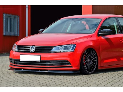 VW Jetta 6 Facelift Invido Front Bumper Extension