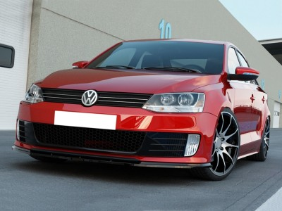 VW Jetta 6 GLI Matrix Front Bumper Extension