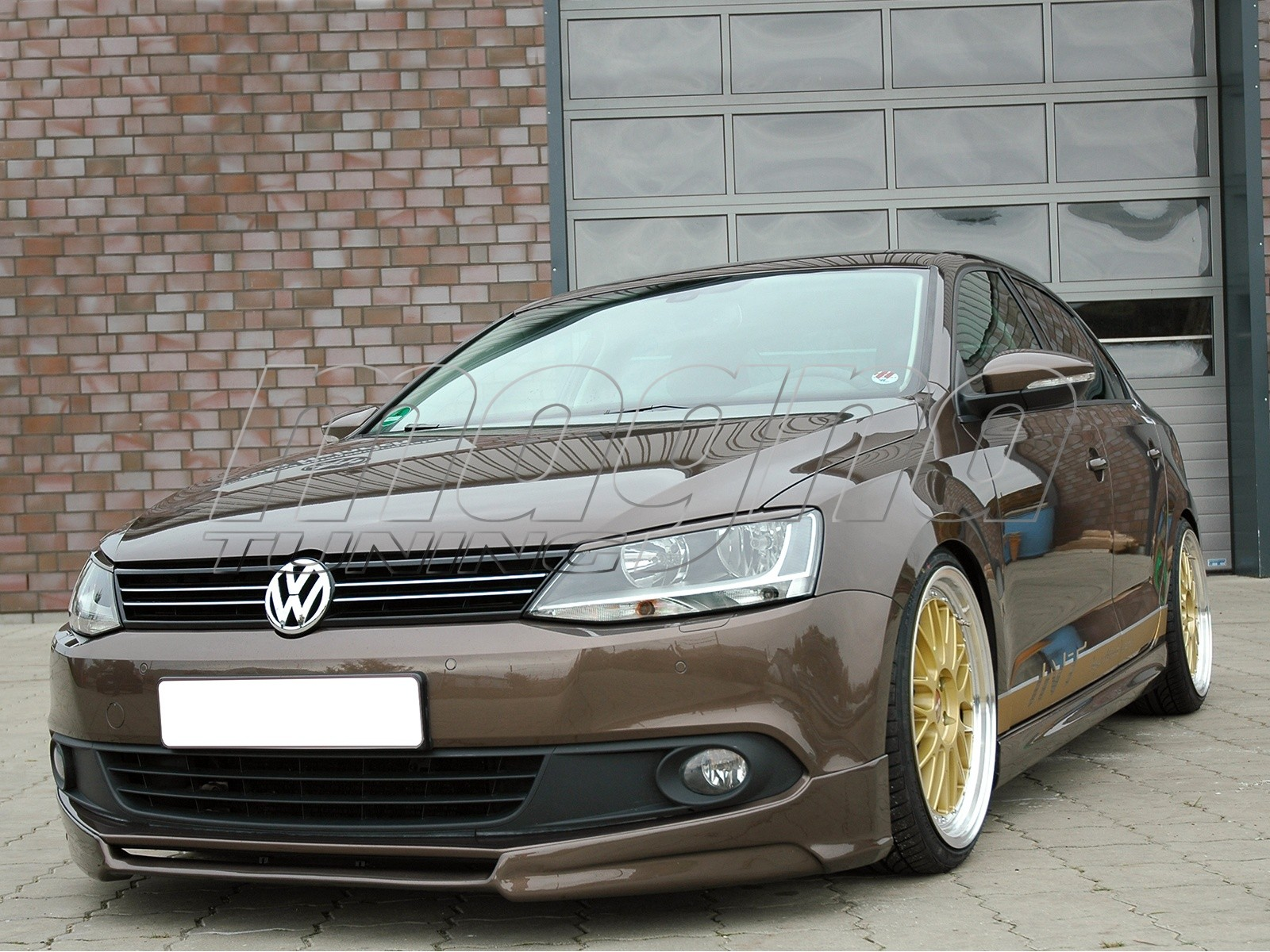 vw jetta  intenso body kit